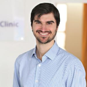 Jake Cooke, Chiropractor in New Malden